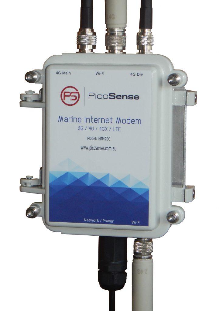 Marine Internet Kit modem